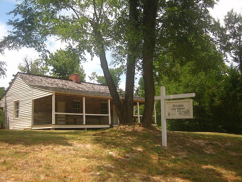 File:Royston Log House at Historic Washington State Park IMG 1485.JPG