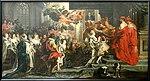 Rubens - Couronnement de Marie de Médicis le 13 mai 1610.jpg
