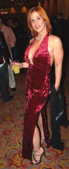 Ruby at 2006 AVN Awards.jpg