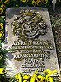 Ruhestätte Prof. Alfred Kühn 1885-1968 - Hauptfriedhof Freiburg Breisgau.jpg