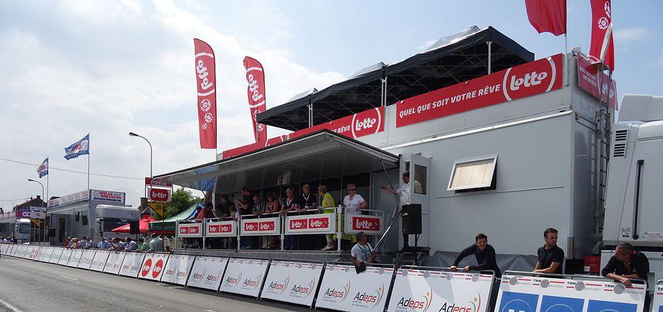 Rumillies (Tournai) - Tour de Wallonie, étape 1, 26 juillet 2014, arrivée (A13).JPG