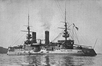Russian battleship Tsesarevich - Image: Rus Tsesarevich Image 5