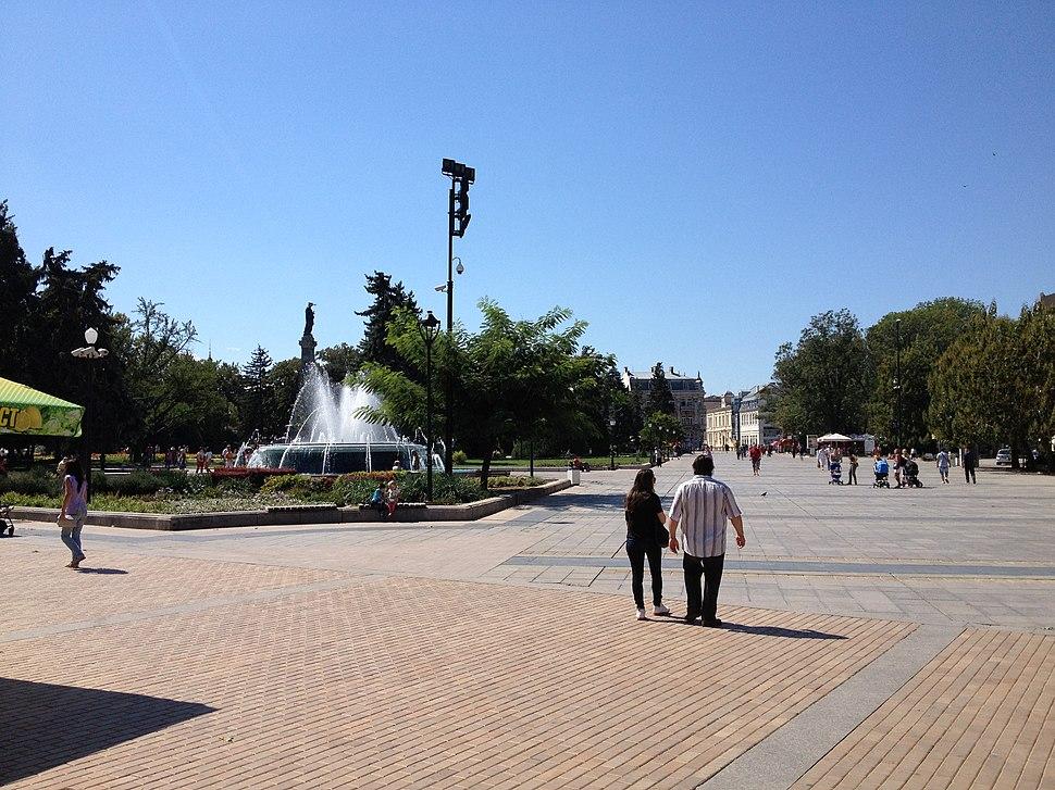 Ruse Bulgaria center