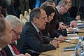 Russian Foreign Minister Lavrov Speaks During a Meeting With Secretary Kerry in Moscow, Russia (25399222513).jpg