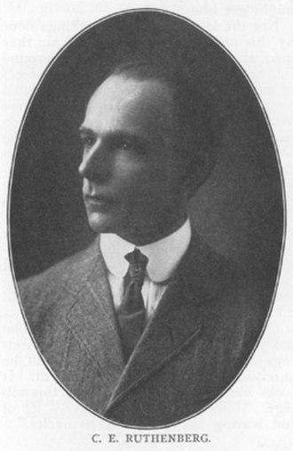 C. E. Ruthenberg - C.E. Ruthenberg, 1910