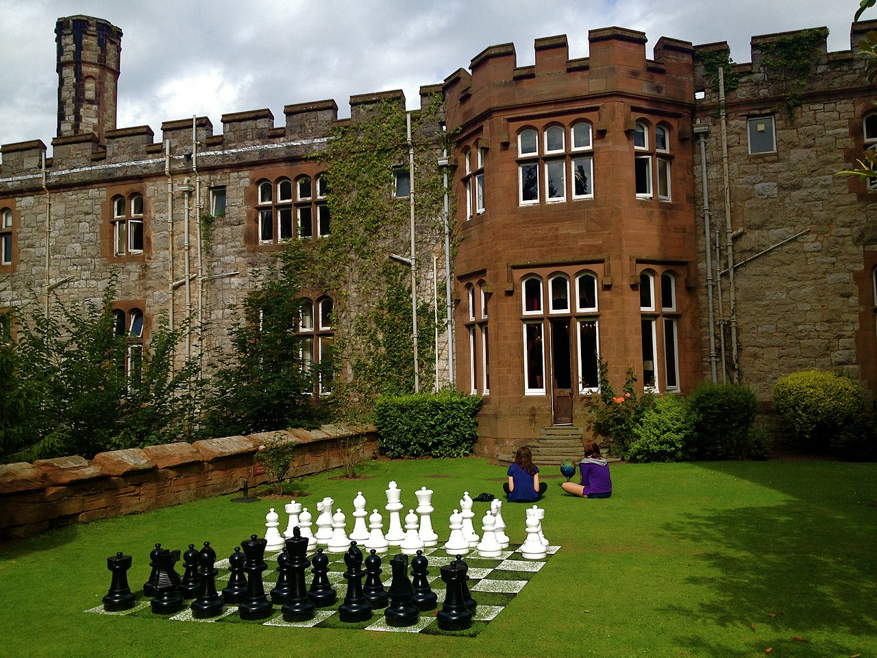Ruthin Castle Hotel And Spa Ruthin
