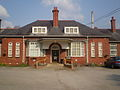 Ruthin Community Hospital main entrance.jpg