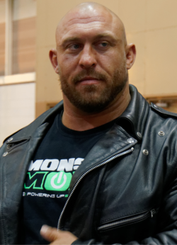 Ryback nell'aprile 2014.