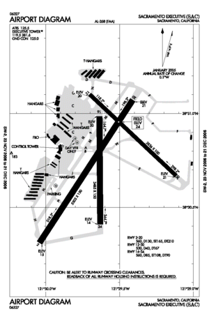 SAC - FAA airport diagram.png