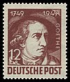 SBZ 1949 235 Johann Wolfgang von Goethe.jpg
