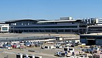 SFO station side view from AirTrain, July 2018.jpg