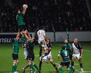 Mike McCarthy (rugby union) Irish rugby union player
