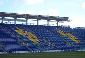 Welsh Cricket Association - SWALEC Stadium, Cardiff, home of the Welsh Cricket Association