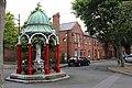 Sacred Heart statue the Coombe, Dublin.jpg