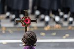Sacrifice honoured at National Act of Remembrance MOD 45163234.jpg