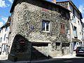 Saint-Flour - Maison - rue du Muret 7 - angle rue de Belloy (pas dans liste) (1-2016) P1040750.jpg