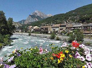Saint-Michel-de-Maurienne Commune in Auvergne-Rhône-Alpes, France