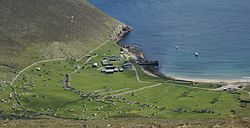 Saint Kilda 20090611 Hirta - Village overview.jpg