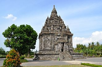 Architecture of Indonesia - Sojiwan temple, an example of typical 9th-century Javanese temple architecture.