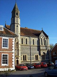 Sarum College Grade I listed college in Salisbury, United Kingdom
