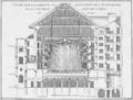 Salle de l'Opéra de Moreau - transverse section - Dumont 1774 - Blom 1968 reprint.png