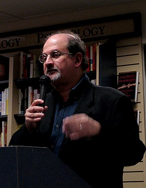 Indian English literature - Salman Rushdie