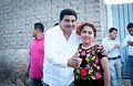 Salomon Jara y Andres Manuel Lopez Obrador en San Baltazar Chichicapam 10.jpg