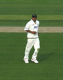 Samit Patel British cricketer