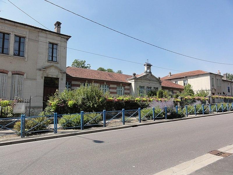 Sampigny (Meuse) écoles