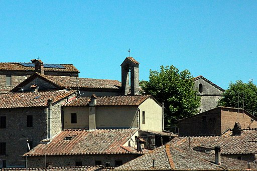 San Lorenzo a Merse, campanili