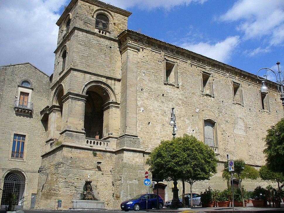 San Francesco d'Assisi dei Conventuali (Enna)