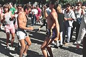 La San Francisco Gay Freedom Day Parade de 1986