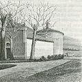 San Giovanni Rotondo l'antica rotonda di Giano xilografia di Barberis.jpg