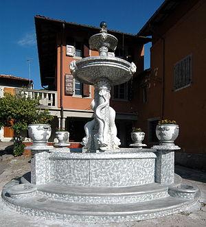 San Pietro al Natisone - San Pietro al Natisone - Fountain