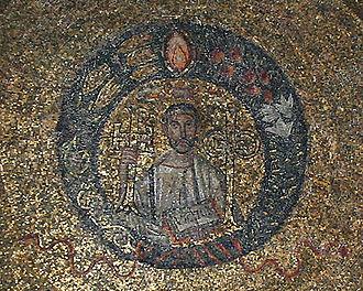 Victor Maurus - Image: San Vittore in Ciel doro rit