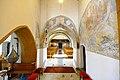 Sankt Georgen a L Lausdorf Pfarrkirche Mariae Himmelfahrt rom Chorturmquadrat 12032013 133.jpg