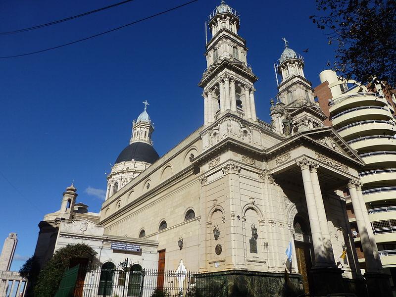 Santa Fe - Rosario - Iglesia Catedral y Basílica Menor Nuestra Señora del Rosario.jpg