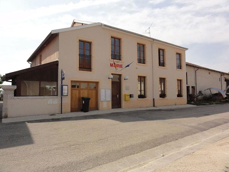 Sanzey (Meurthe-et-M.) mairie