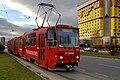 Sarajevo Tram-304 Line-5 2011-12-14.jpg