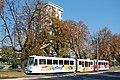 Sarajevo Tram-602 Line-3 2011-10-06.jpg