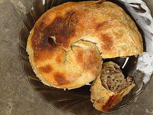Crimean Tatar cuisine - Sarburma