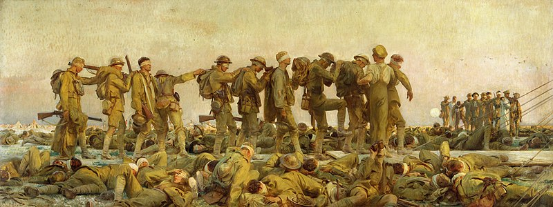 File:Sargent, John Singer (RA) - Gassed - Google Art Project.jpg