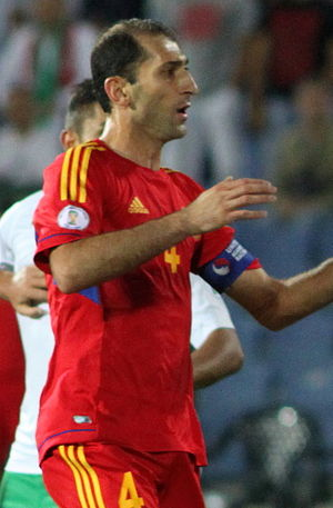 Sargis Hovsepyan - Hovsepyan with Armenia in 2012