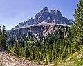 Sas Pütia y bosch de Pütia Val Badia Südtirol.jpg