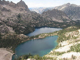 Upper Baron Lake