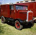 Scammell GLD 661 Why Me, Carter's Steam Fair, Hersham. May 1989 - Flickr - sludgegulper.jpg