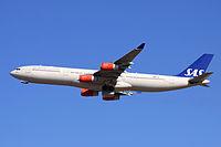 Scandinavian Airlines A340-300(LN-RKG) (4261764884).jpg