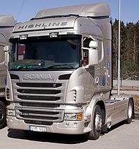 Ny lastbil lanseras i sydamerika