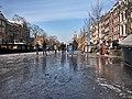 Schaatsen op de Prinsengracht in Amsterdam foto30.jpg