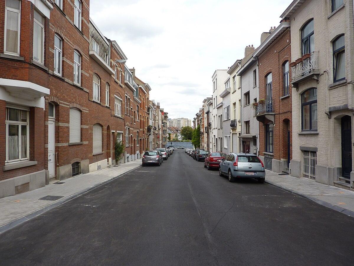 rue des compagnons bruxelles wikip dia
